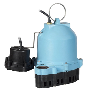 Little Giant ES33W1 Sump Pump